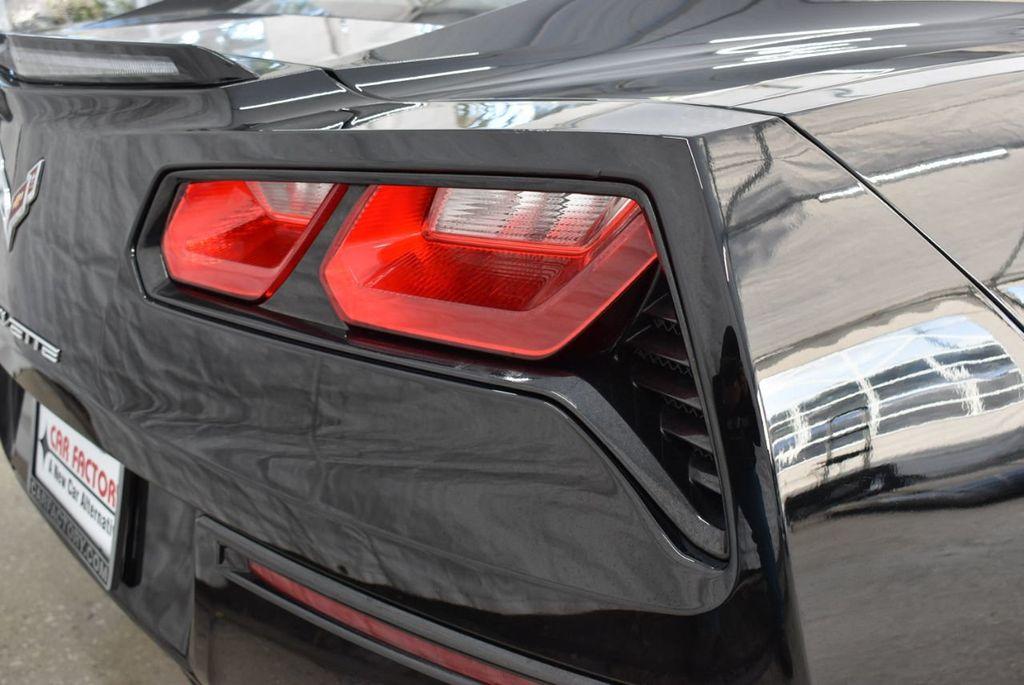 2017 Chevrolet Corvette 2dr Stingray Coupe w/3LT - 18663344 - 1