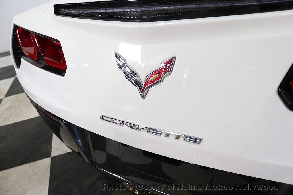 2017 Chevrolet Corvette 2dr Stingray Coupe w/3LT - 17938746 - 9