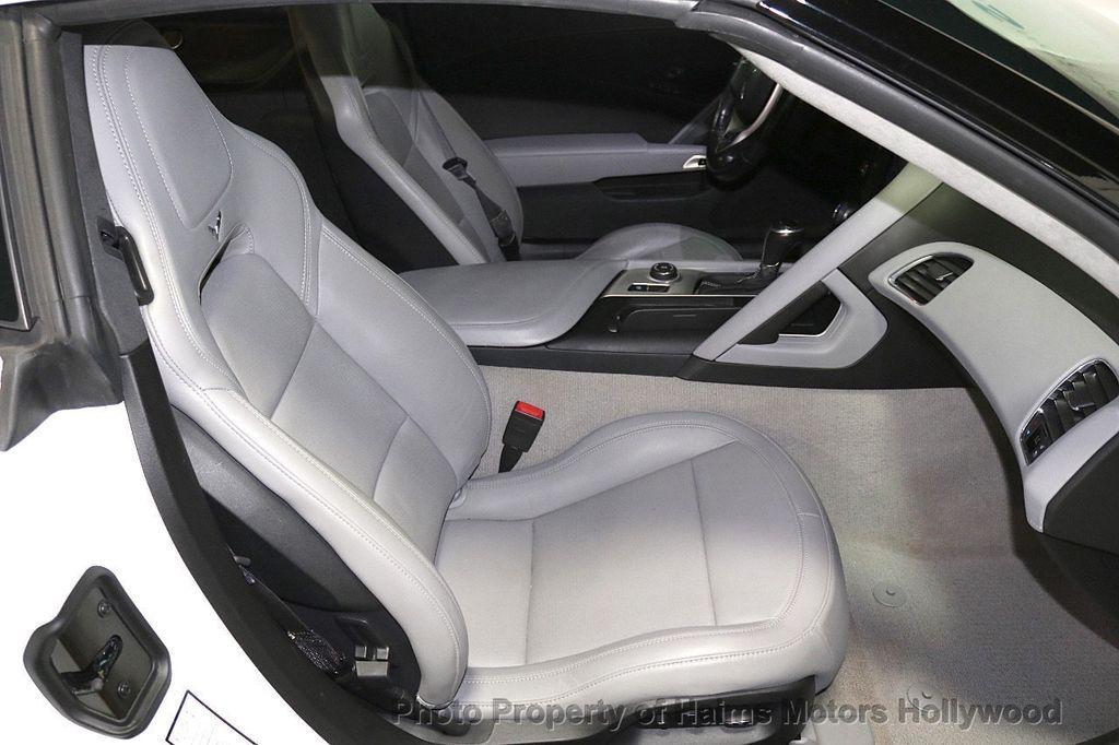 2017 Chevrolet Corvette 2dr Stingray Coupe w/3LT - 17938746 - 14