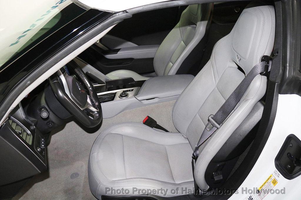 2017 Chevrolet Corvette 2dr Stingray Coupe w/3LT - 17938746 - 15