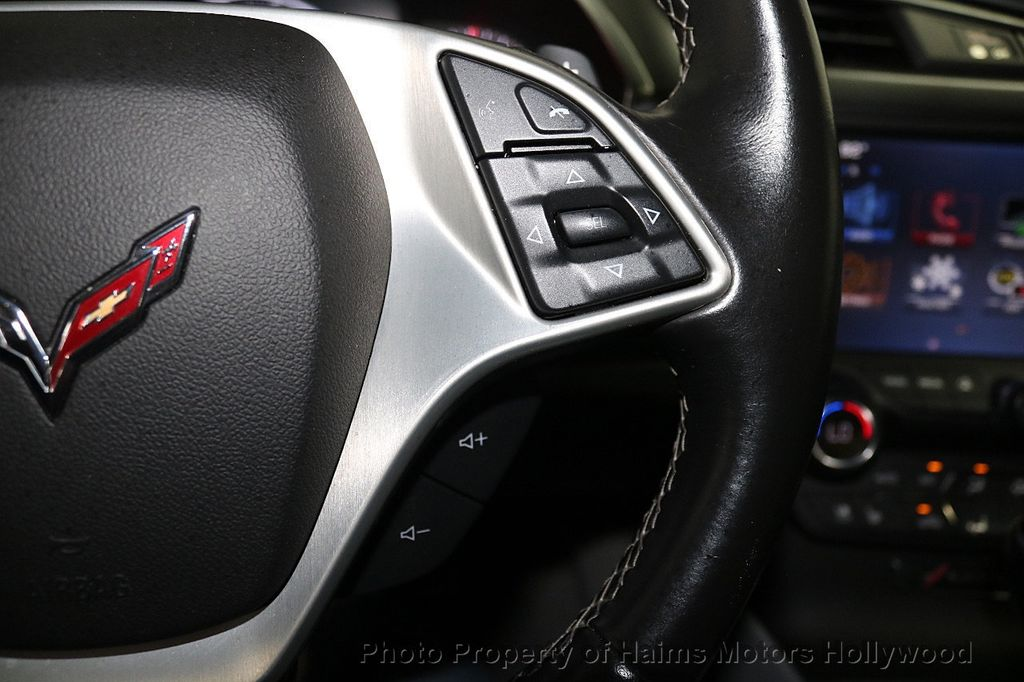 2017 Chevrolet Corvette 2dr Stingray Coupe w/3LT - 17938746 - 26