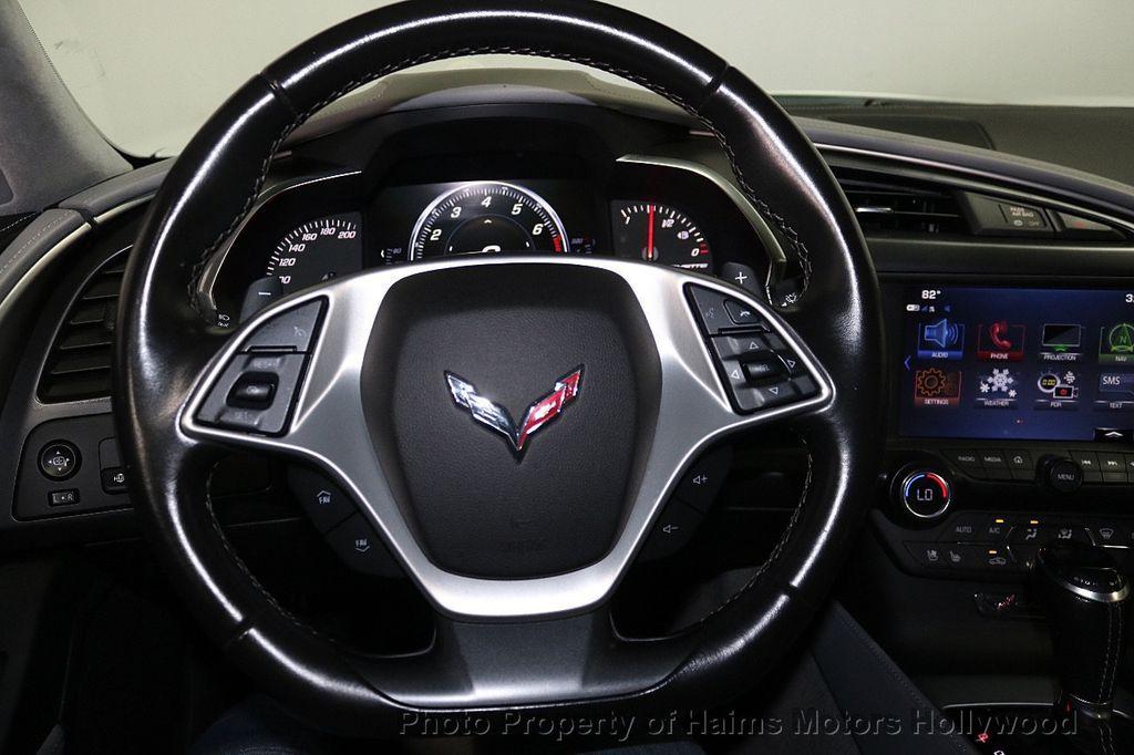 2017 Chevrolet Corvette 2dr Stingray Coupe w/3LT - 17938746 - 28