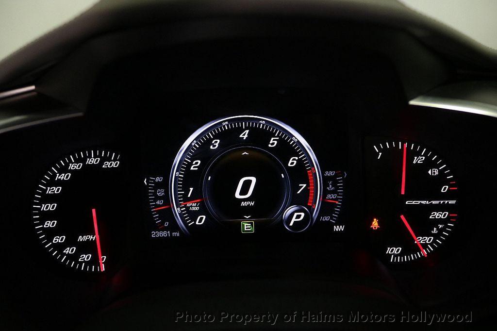 2017 Chevrolet Corvette 2dr Stingray Coupe w/3LT - 17938746 - 29