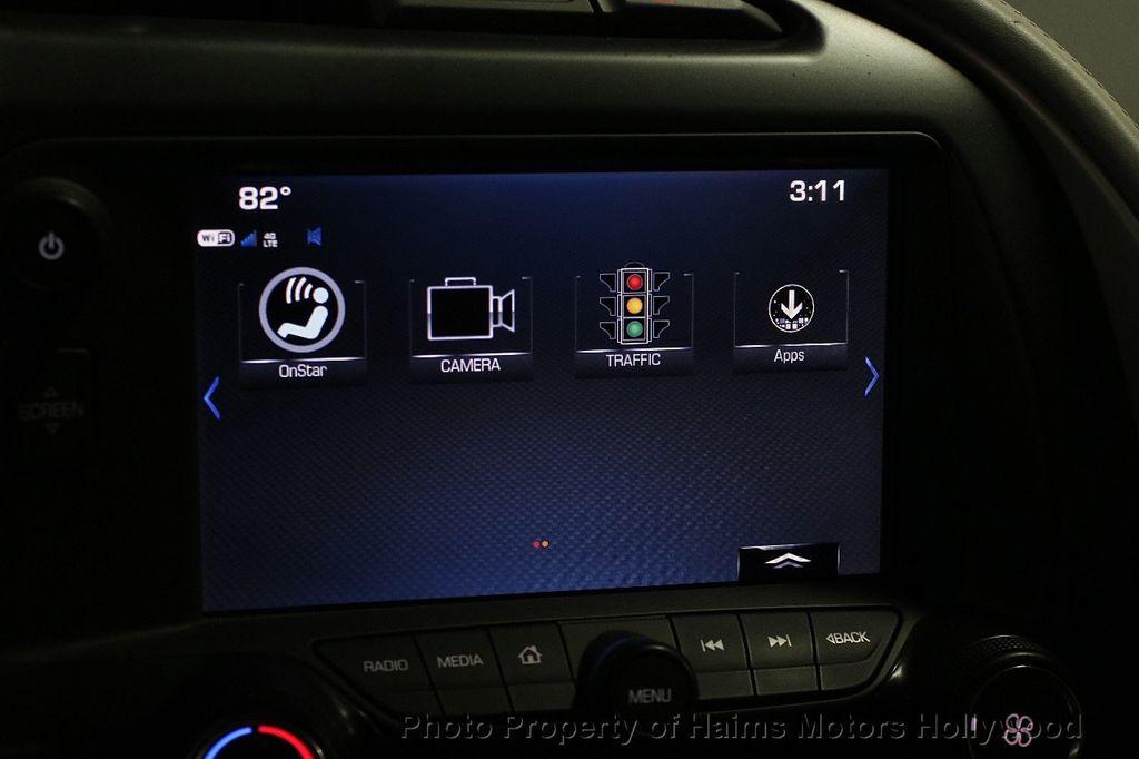 2017 Chevrolet Corvette 2dr Stingray Coupe w/3LT - 17938746 - 34