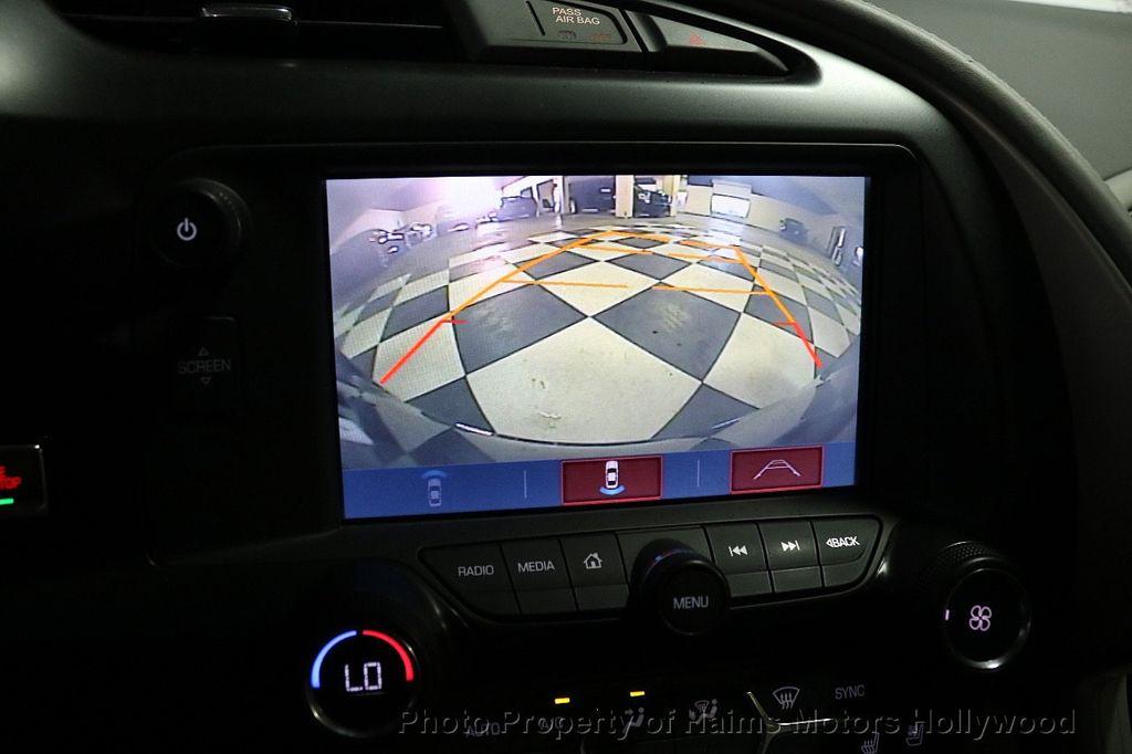 2017 Chevrolet Corvette 2dr Stingray Coupe w/3LT - 17938746 - 36