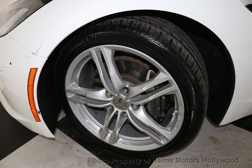 2017 Chevrolet Corvette 2dr Stingray Coupe w/3LT - 17938746 - 37