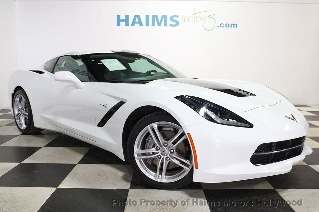2017 Chevrolet Corvette 2dr Stingray Coupe w/3LT - 17938746 - 3