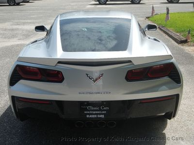 2017 Chevrolet Corvette 2dr Stingray Coupe w/3LT - Click to see full-size photo viewer