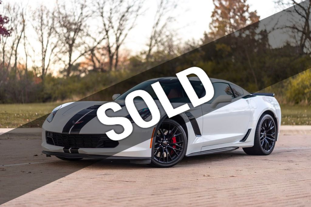 2017 White Corvette >> 2017 Chevrolet Corvette 2dr Z06 Coupe W 1lz Coupe For Sale Aurora Il 57 990 Motorcar Com