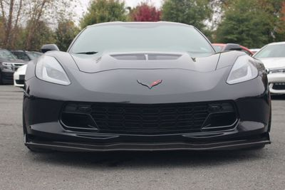 2017 Chevrolet Corvette 2dr Z06 Coupe w/2LZ - Click to see full-size photo viewer