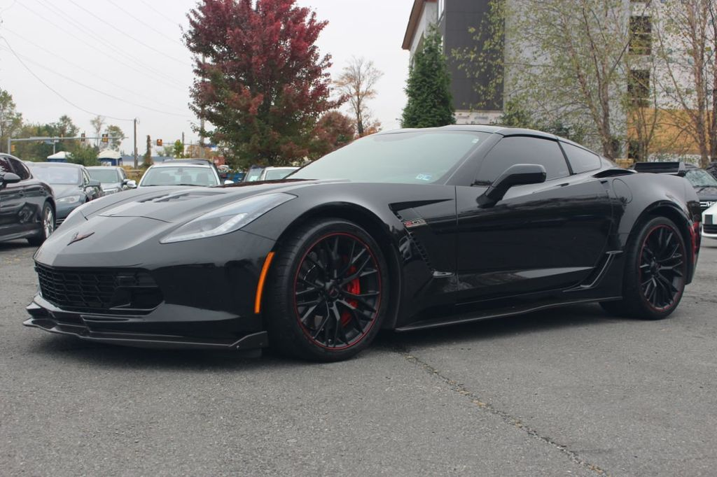 2017 Chevrolet Corvette 2dr Z06 Coupe w/2LZ - 18858422 - 3
