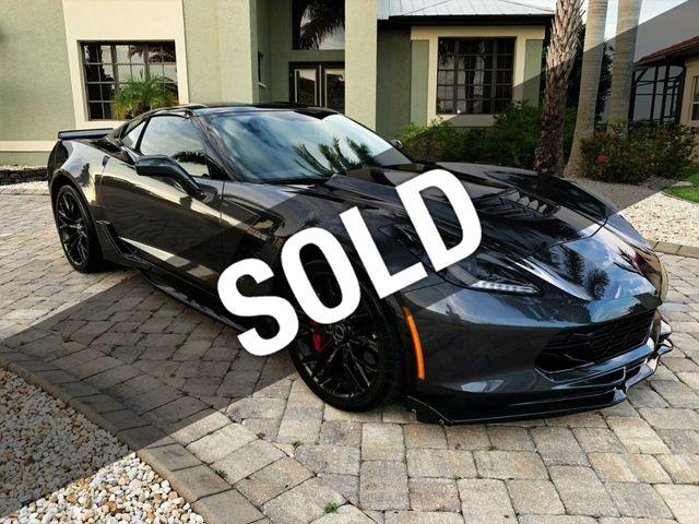 2017 Chevrolet Corvette 2dr Z06 Coupe w/3LZ Coupe for Sale Riverhead, NY -  $74,995 - Motorcar com