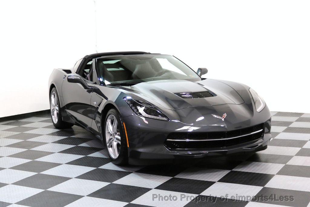2017 Chevrolet Corvette Stingray >> 2017 Used Chevrolet Corvette Certified Corvette Stingray 7 Speed Manual At Eimports4less Serving Doylestown Bucks County Pa Iid 17581585