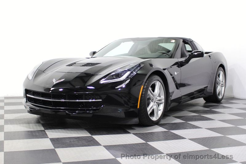 2017 Chevrolet Corvette CERTIFIED STINGRAY 1018 MILES 7 SPEED PERF EXHAUST CAM - 18699639 - 31