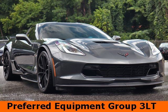 2017 Used Chevrolet Corvette Grand Sport At Marietta Auto S Ga Iid 19161682