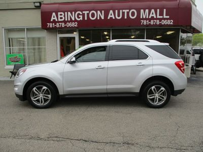 2017 Chevrolet Equinox AWD 4dr Premier - Click to see full-size photo viewer