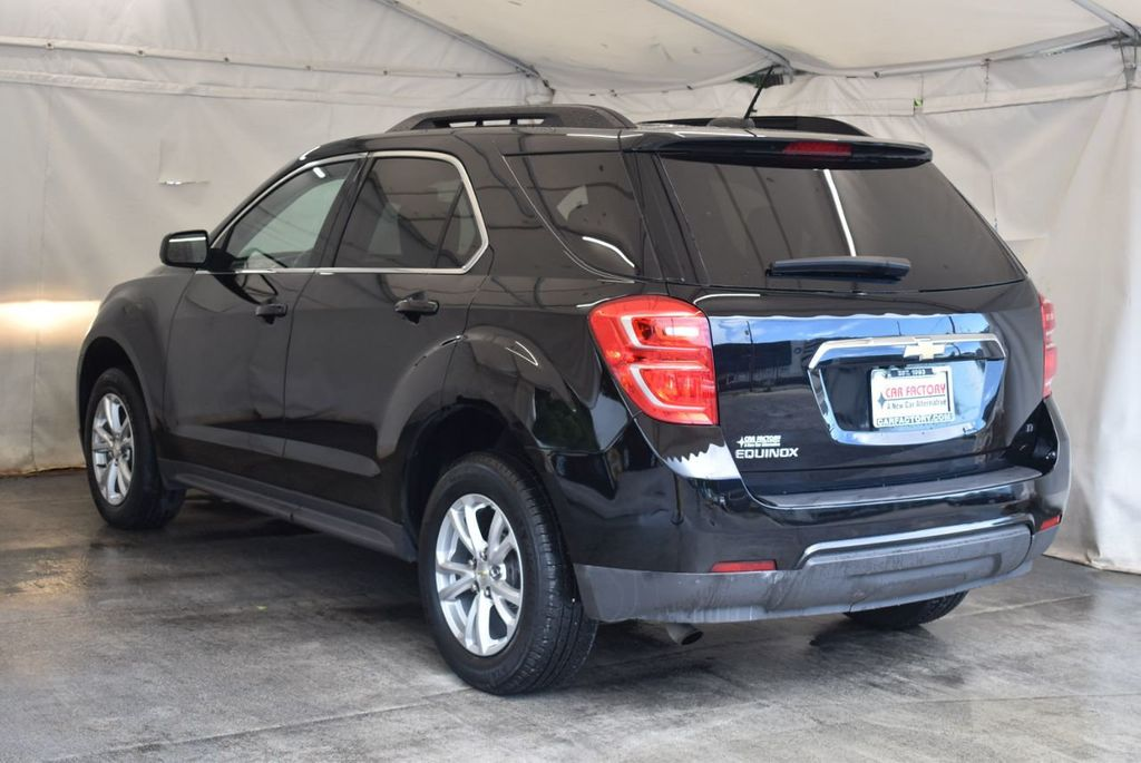 2017 Chevrolet Equinox FWD 4dr LT w/1LT - 18025423 - 4