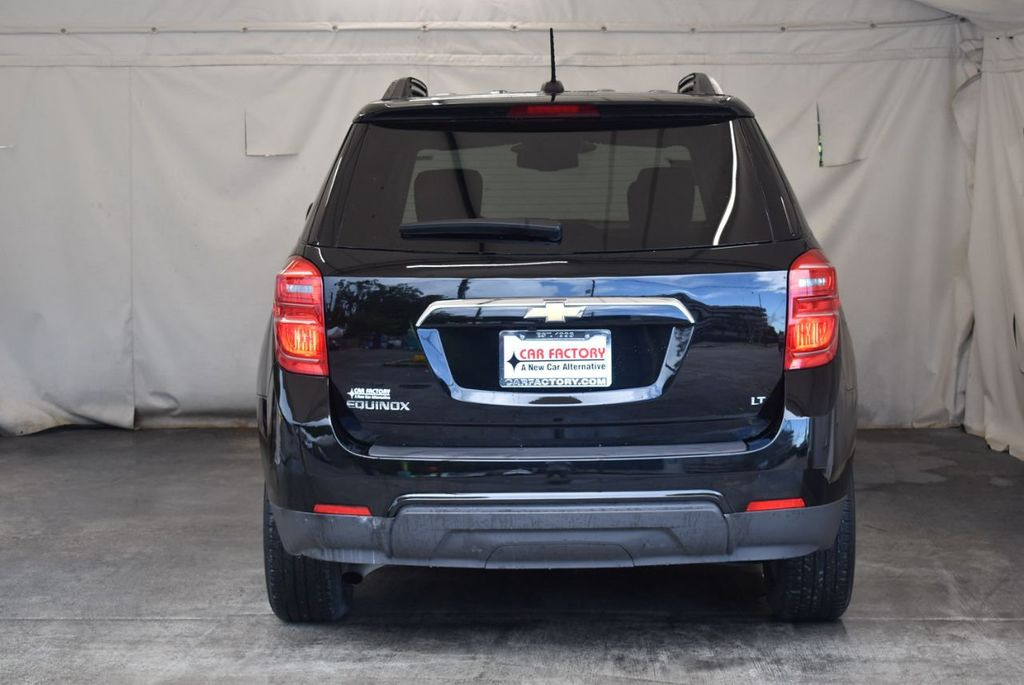 2017 Chevrolet Equinox FWD 4dr LT w/1LT - 18025423 - 5