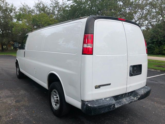 "2017 Chevrolet Express Cargo Van RWD 2500 155"" - Click to see full-size photo viewer"