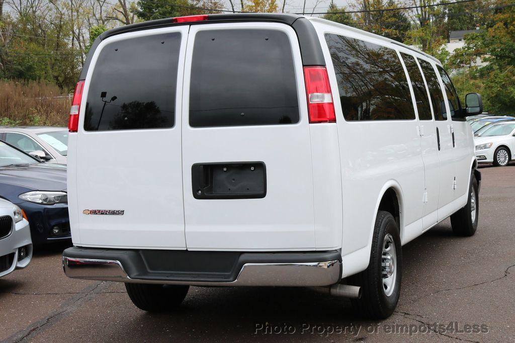 2017 Chevrolet Express Penger 3500 Lt 15 Van 16938793 12