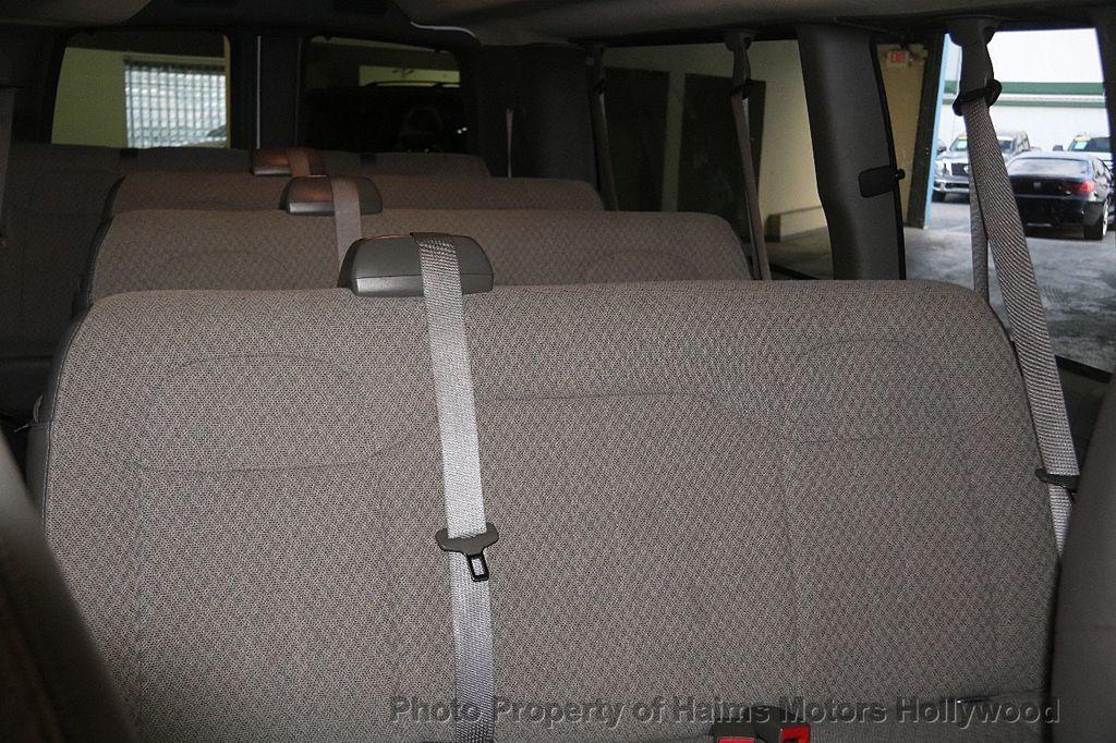 "2017 Chevrolet Express Passenger RWD 3500 155"" LT w/1LT - 17362752 - 13"