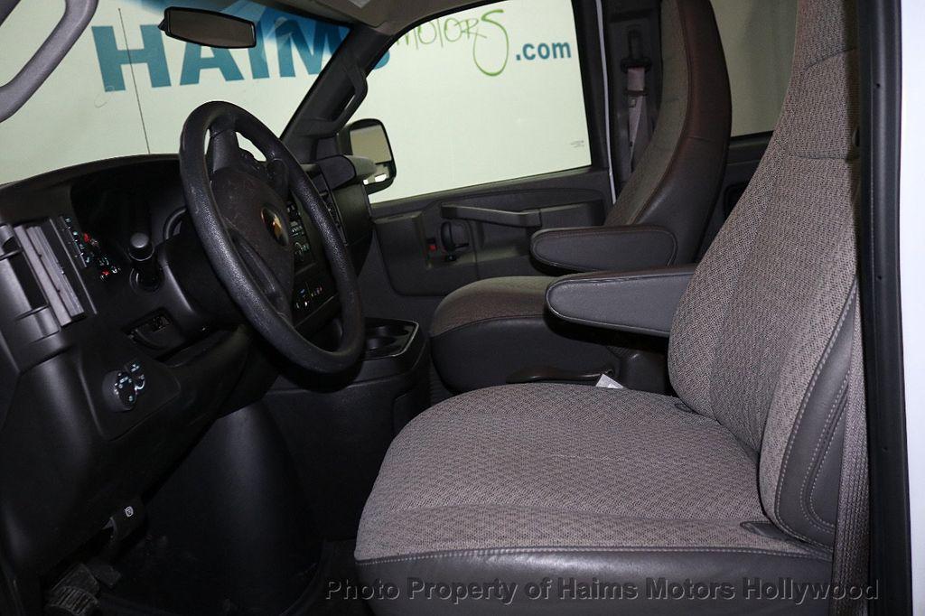 "2017 Chevrolet Express Passenger RWD 3500 155"" LT w/1LT - 18074964 - 14"