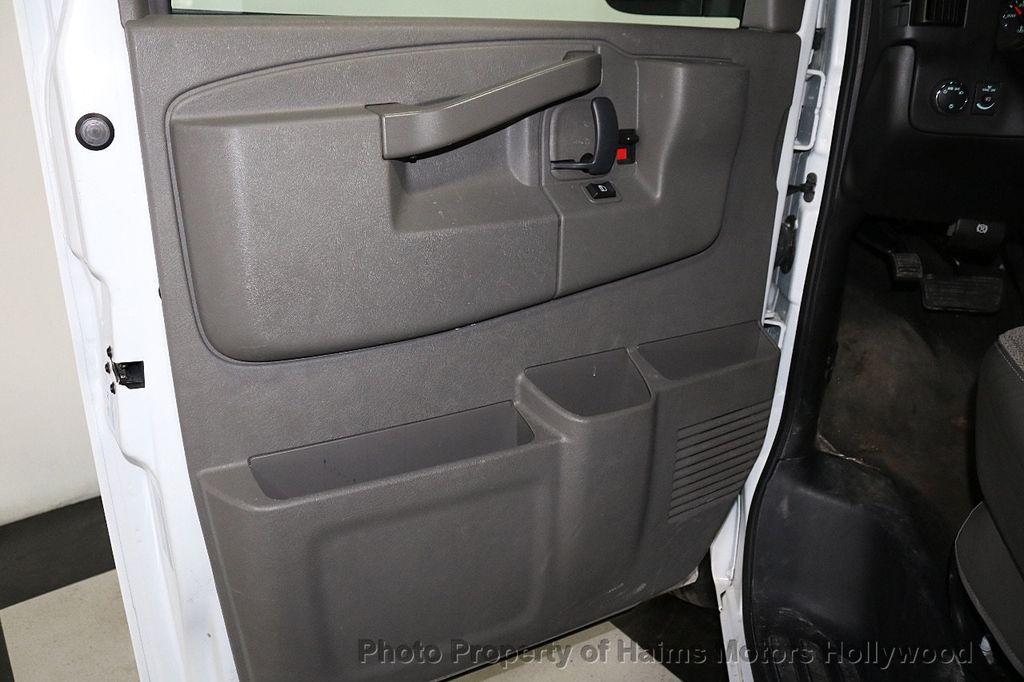 "2017 Chevrolet Express Passenger RWD 3500 155"" LT w/1LT - 18074964 - 8"