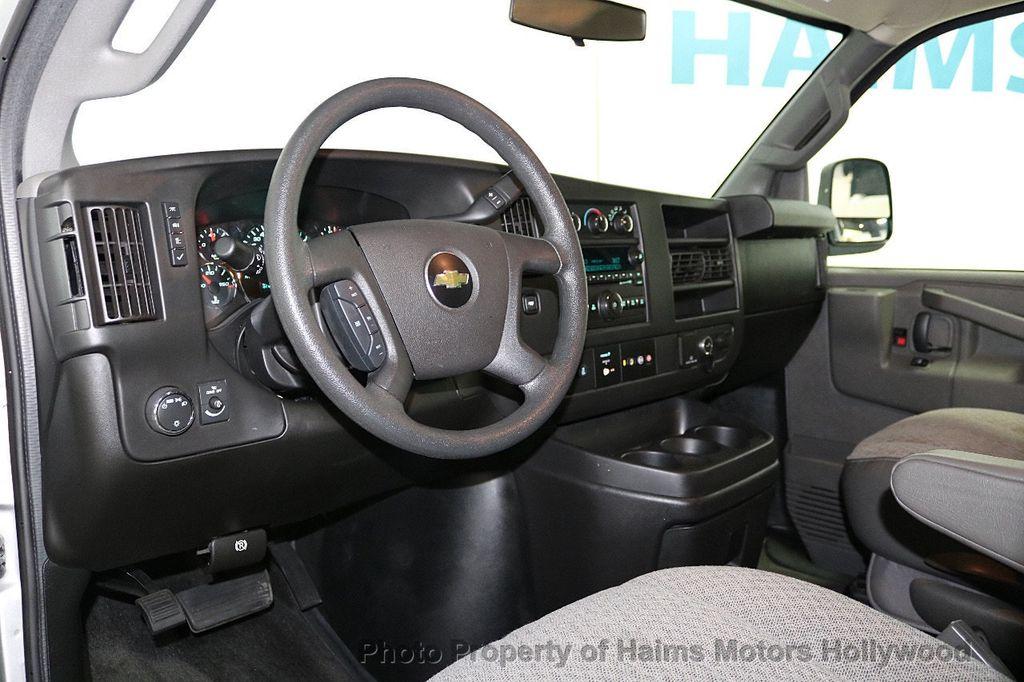 "2017 Chevrolet Express Passenger RWD 3500 155"" LT w/1LT - 18387162 - 15"