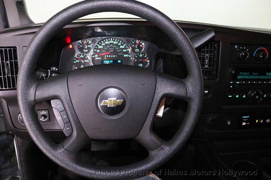"2017 Chevrolet Express Passenger RWD 3500 155"" LT w/1LT - 18387162 - 23"