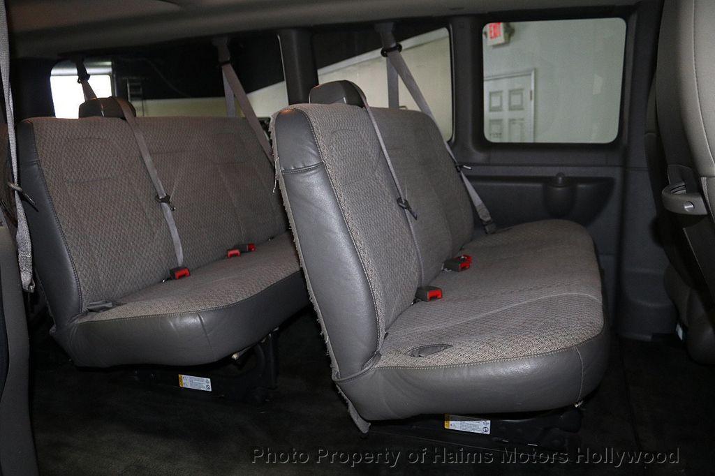 "2017 Chevrolet Express Passenger RWD 3500 155"" LT w/1LT - 18653724 - 12"