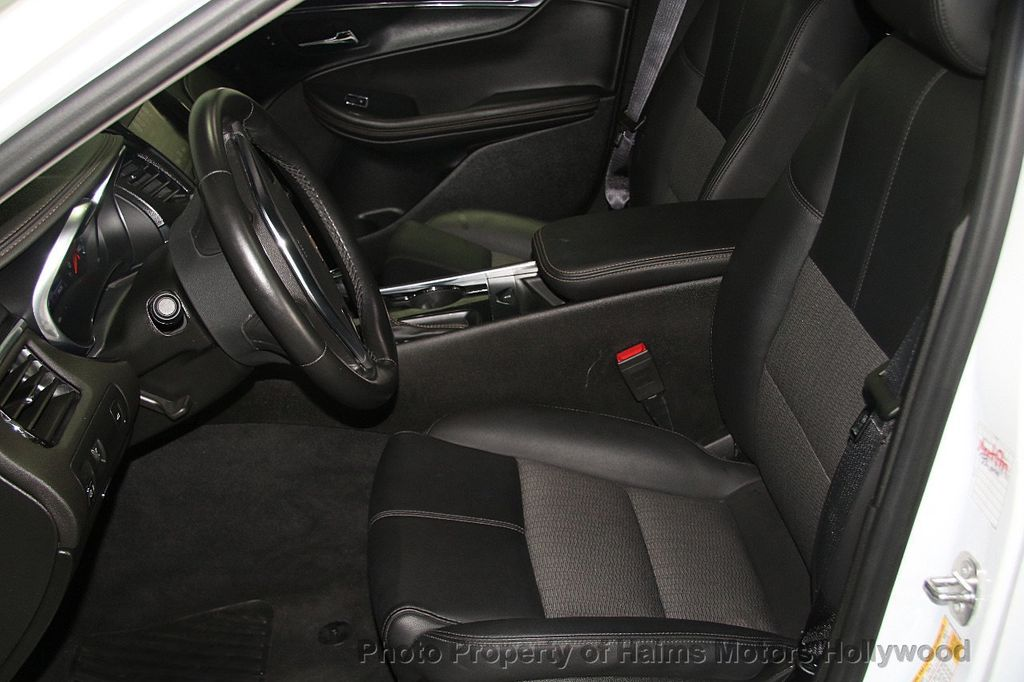 2017 Chevrolet Impala 4dr Sedan LT w/1LT - 17093608 - 16