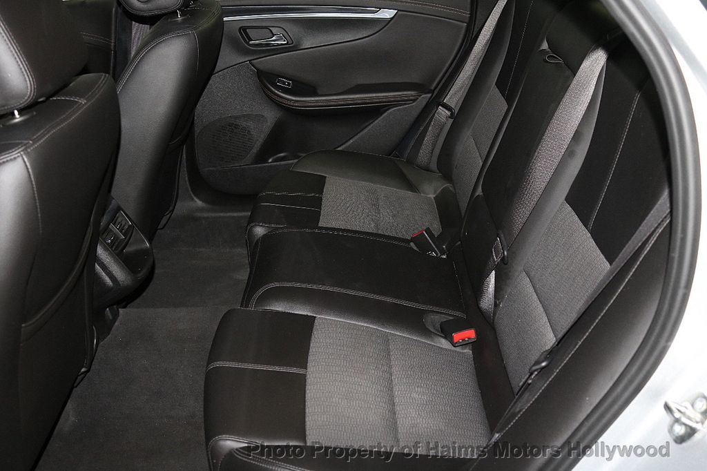 2017 Chevrolet Impala 4dr Sedan LT w/1LT - 17474878 - 16