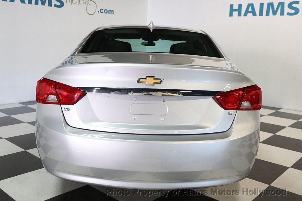 2017 Chevrolet Impala 4dr Sedan LT w/1LT - 17474878 - 5