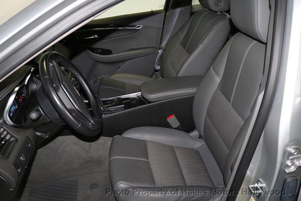2017 Chevrolet Impala 4dr Sedan LT w/1LT - 18146980 - 17