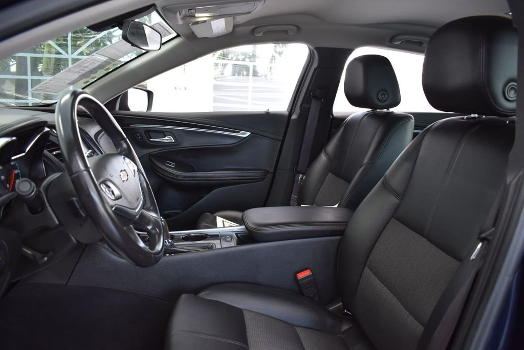 2017 Chevrolet Impala 4dr Sedan LT w/1LT - 18341572 - 11