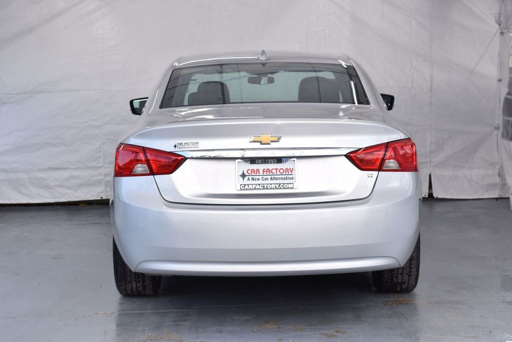 2017 Chevrolet Impala 4dr Sedan LT w/1LT - 18341573 - 7