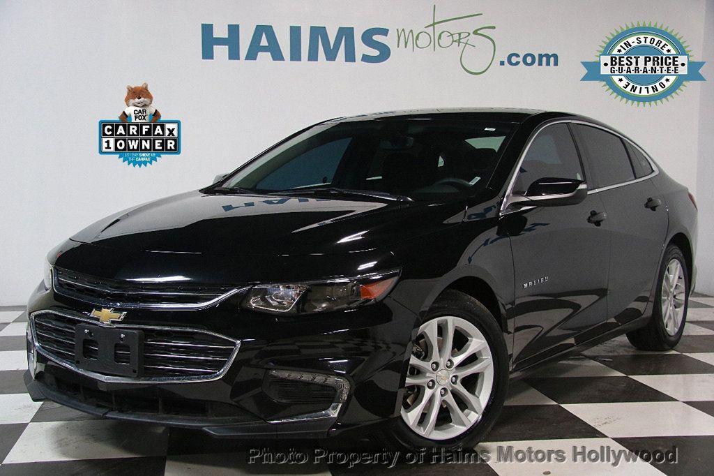 2017 Chevrolet Malibu 4dr Sedan Lt W 1lt 17306665