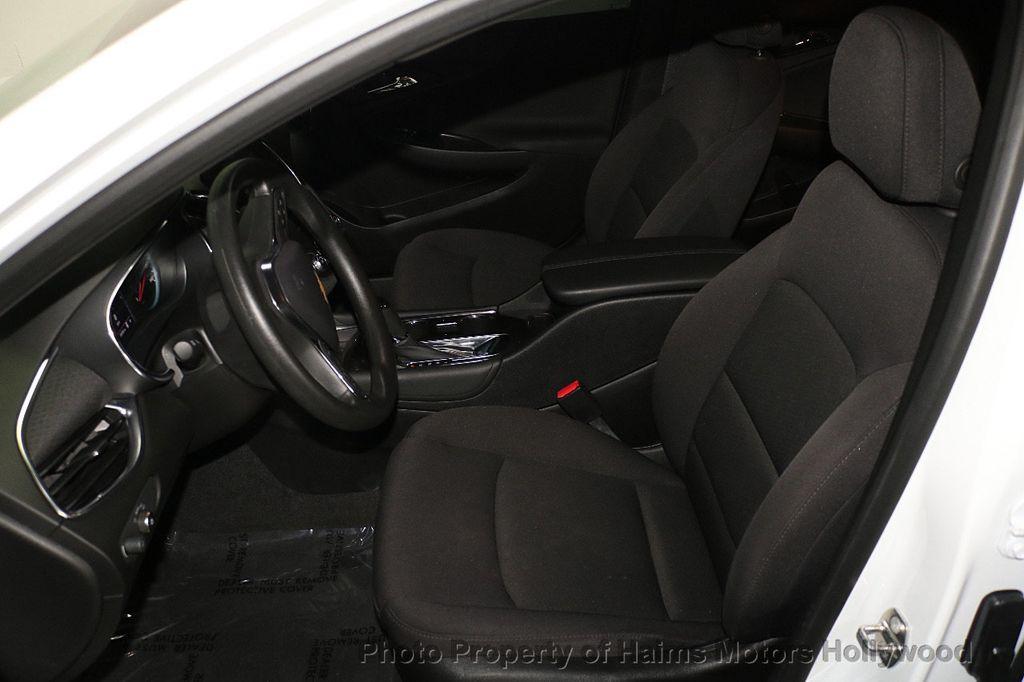2017 Chevrolet Malibu 4dr Sedan LT w/1LT - 17986955 - 16