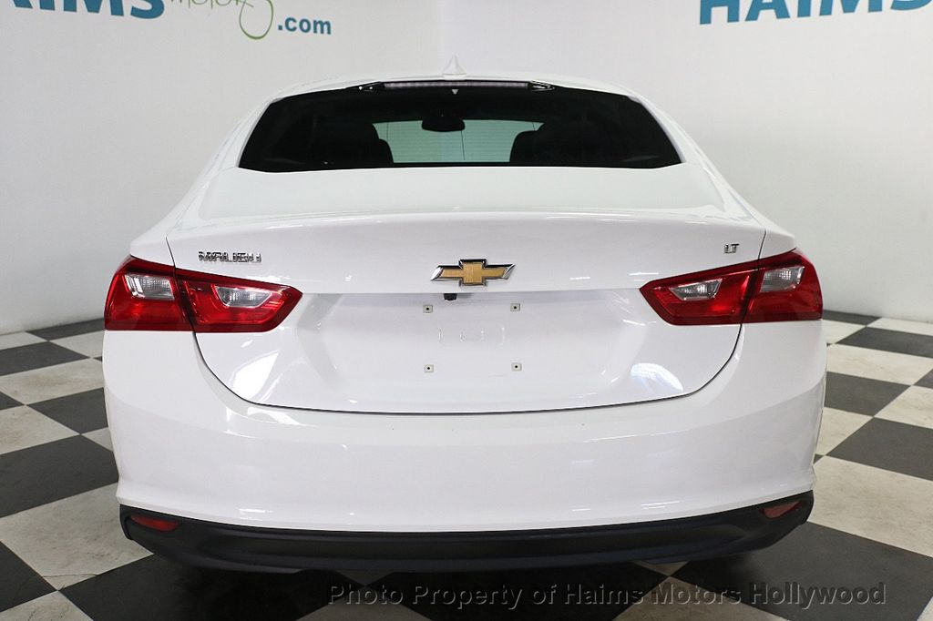 2017 Chevrolet Malibu 4dr Sedan LT w/1LT - 17986955 - 5