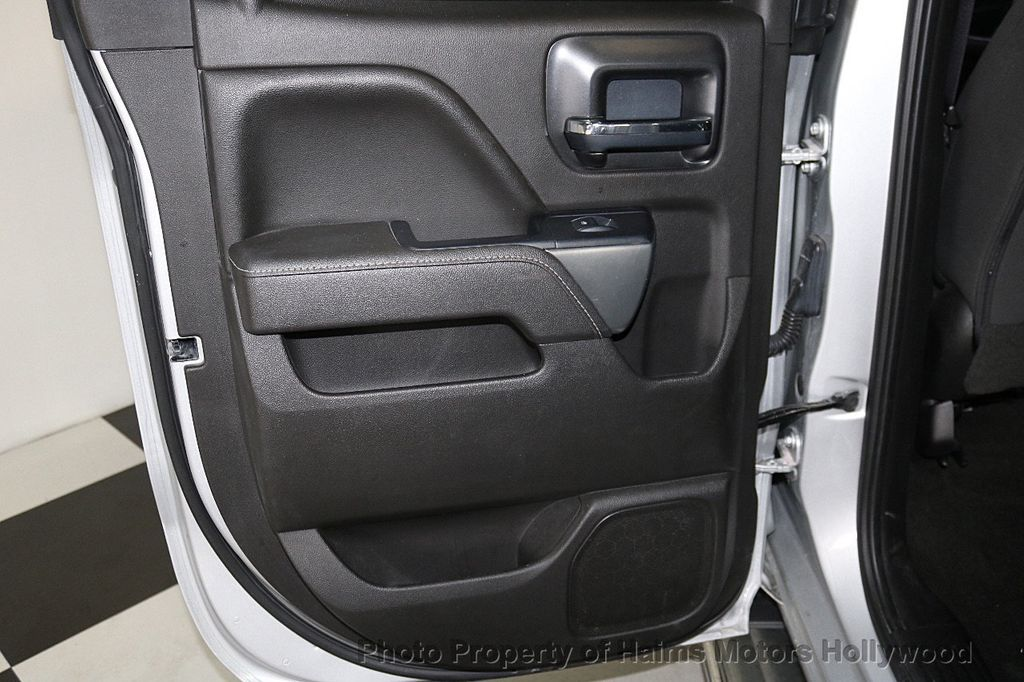"2017 Chevrolet Silverado 1500 4WD Double Cab 143.5"" LT w/1LT - 17509735 - 10"
