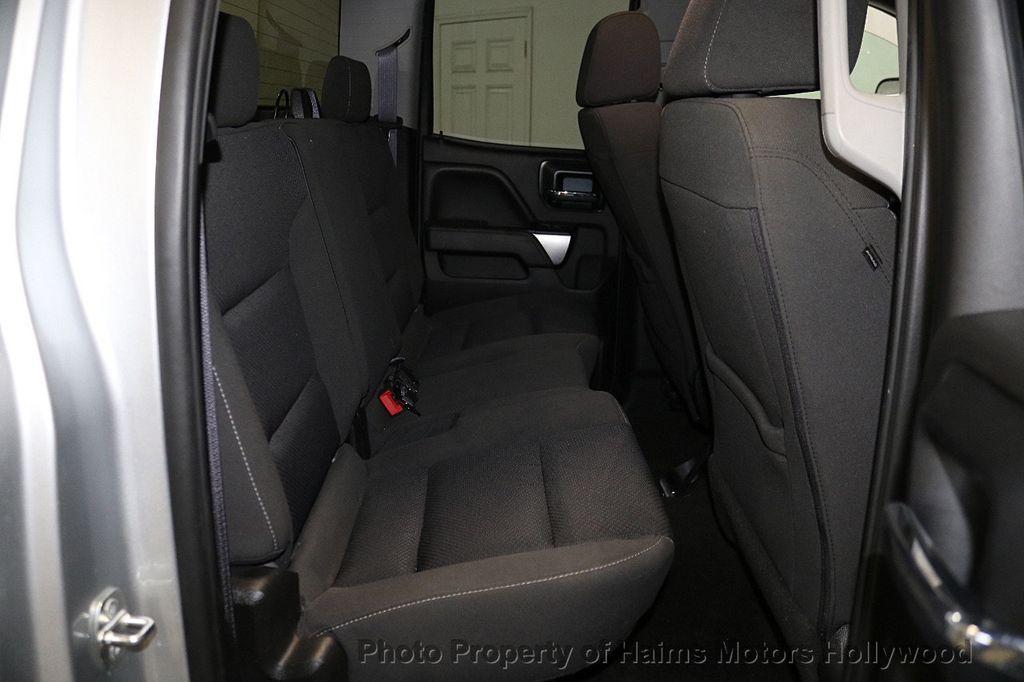 "2017 Chevrolet Silverado 1500 4WD Double Cab 143.5"" LT w/1LT - 17509735 - 14"