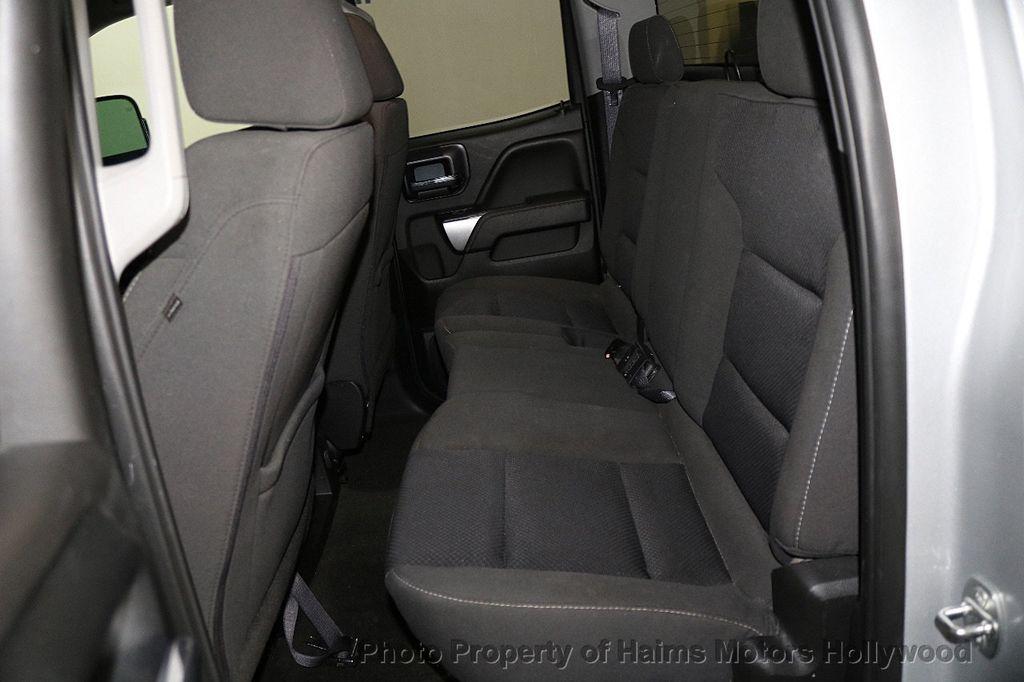 "2017 Chevrolet Silverado 1500 4WD Double Cab 143.5"" LT w/1LT - 17509735 - 15"