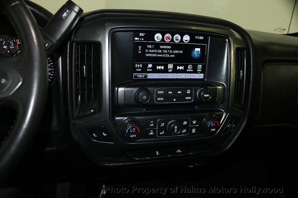"2017 Chevrolet Silverado 1500 4WD Double Cab 143.5"" LT w/1LT - 17509735 - 18"