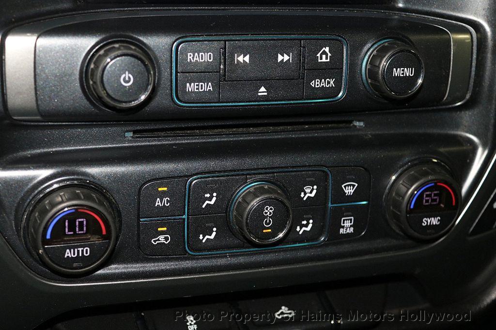 "2017 Chevrolet Silverado 1500 4WD Double Cab 143.5"" LT w/1LT - 17509735 - 19"