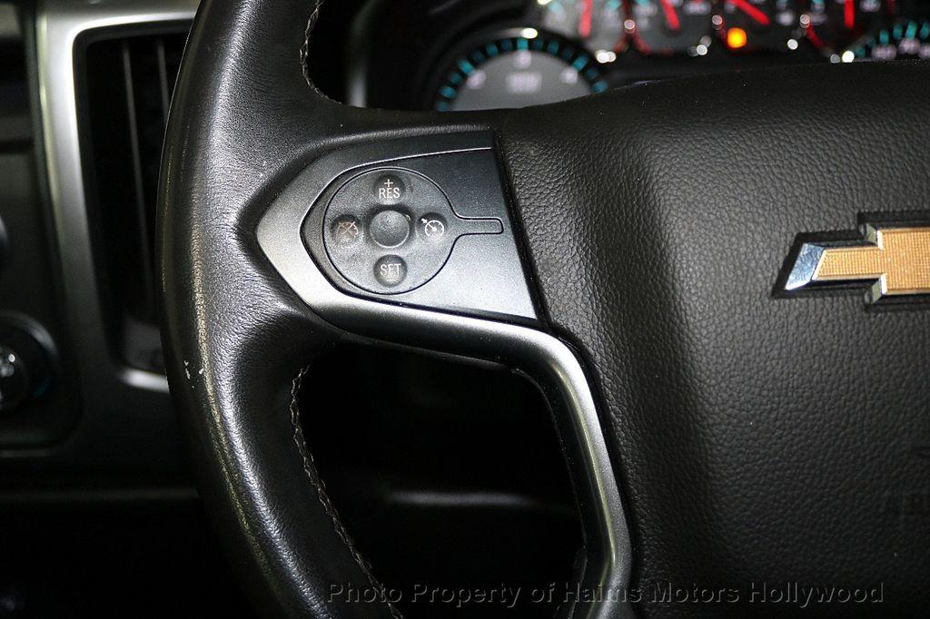 "2017 Chevrolet Silverado 1500 4WD Double Cab 143.5"" LT w/1LT - 17509735 - 23"