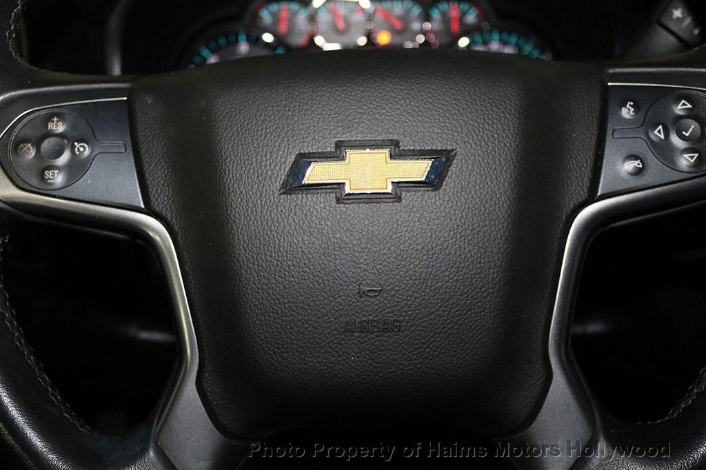 "2017 Chevrolet Silverado 1500 4WD Double Cab 143.5"" LT w/1LT - 17509735 - 25"