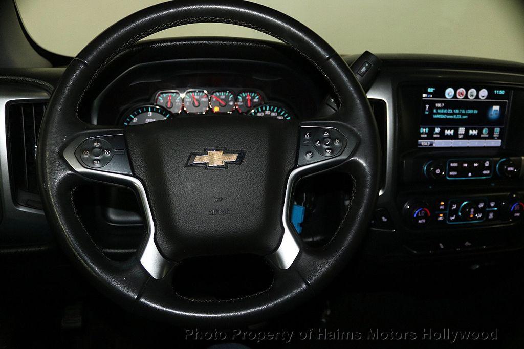 "2017 Chevrolet Silverado 1500 4WD Double Cab 143.5"" LT w/1LT - 17509735 - 26"