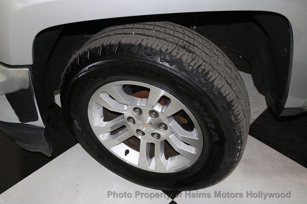 "2017 Chevrolet Silverado 1500 4WD Double Cab 143.5"" LT w/1LT - 17509735 - 31"