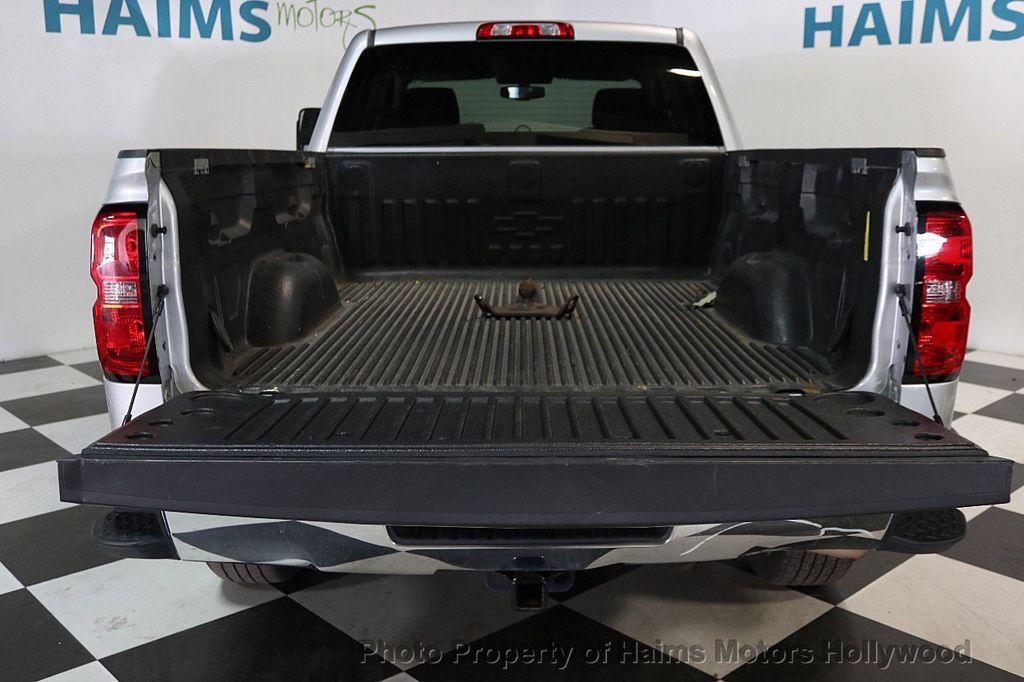 "2017 Chevrolet Silverado 1500 4WD Double Cab 143.5"" LT w/1LT - 17509735 - 8"