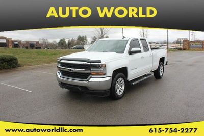 Used Chevrolet Silverado 1500 at Auto World Serving Mount
